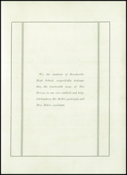 Page 3, 1935 Edition, Brooksville High School - Breeze Yearbook (Brooksville, ME) online yearbook collection