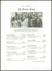 Page 6, 1937 Edition, Brooksville High School - Breeze Yearbook (Brooksville, ME) online yearbook collection