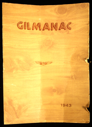 1943 Edition, Gilman High School - Gilmanac Yearbook (Northeast Harbor, ME)