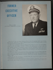 Page 11, 1964 Edition, Mazama (AE 9) - Naval Cruise Book online yearbook collection