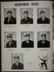 Page 12, 1964 Edition, Mazama (AE 9) - Naval Cruise Book online yearbook collection