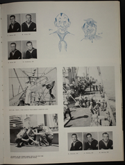 Page 15, 1964 Edition, Mazama (AE 9) - Naval Cruise Book online yearbook collection