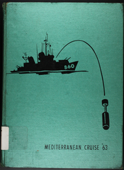 Page 1, 1963 Edition, McCaffery (DDE 860) - Naval Cruise Book online yearbook collection