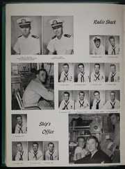 Page 10, 1963 Edition, McCaffery (DDE 860) - Naval Cruise Book online yearbook collection