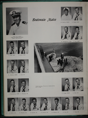 Page 16, 1963 Edition, McCaffery (DDE 860) - Naval Cruise Book online yearbook collection