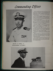 Page 6, 1963 Edition, McCaffery (DDE 860) - Naval Cruise Book online yearbook collection