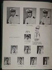 Page 8, 1963 Edition, McCaffery (DDE 860) - Naval Cruise Book online yearbook collection