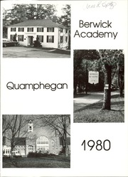 Page 5, 1980 Edition, Berwick Academy - Quamphegan Yearbook (South Berwick, ME) online yearbook collection