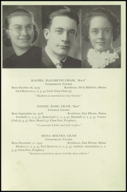 Page 11, 1938 Edition, Fryeburg Academy - Academy Bell Yearbook (Fryeburg, ME) online yearbook collection
