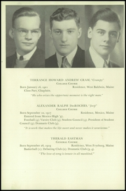 Page 12, 1938 Edition, Fryeburg Academy - Academy Bell Yearbook (Fryeburg, ME) online yearbook collection