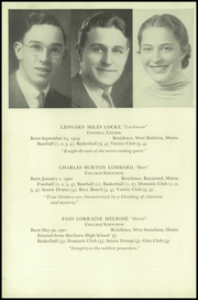 Page 16, 1938 Edition, Fryeburg Academy - Academy Bell Yearbook (Fryeburg, ME) online yearbook collection