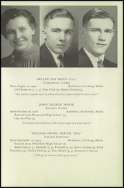 Page 17, 1938 Edition, Fryeburg Academy - Academy Bell Yearbook (Fryeburg, ME) online yearbook collection