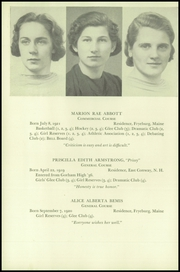 Page 8, 1938 Edition, Fryeburg Academy - Academy Bell Yearbook (Fryeburg, ME) online yearbook collection
