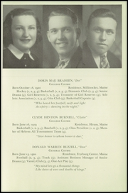 Page 9, 1938 Edition, Fryeburg Academy - Academy Bell Yearbook (Fryeburg, ME) online yearbook collection