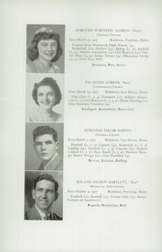 Page 10, 1945 Edition, Fryeburg Academy - Academy Bell Yearbook (Fryeburg, ME) online yearbook collection