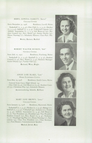 Page 11, 1945 Edition, Fryeburg Academy - Academy Bell Yearbook (Fryeburg, ME) online yearbook collection