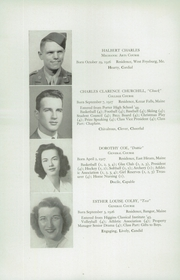 Page 12, 1945 Edition, Fryeburg Academy - Academy Bell Yearbook (Fryeburg, ME) online yearbook collection