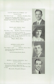 Page 13, 1945 Edition, Fryeburg Academy - Academy Bell Yearbook (Fryeburg, ME) online yearbook collection