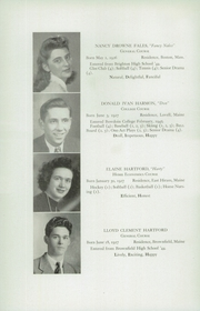 Page 14, 1945 Edition, Fryeburg Academy - Academy Bell Yearbook (Fryeburg, ME) online yearbook collection