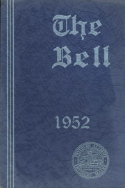 Fryeburg Academy - Academy Bell Yearbook (Fryeburg, ME) online yearbook collection, 1952 Edition, Page 1