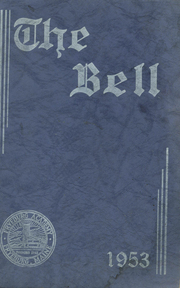 Fryeburg Academy - Academy Bell Yearbook (Fryeburg, ME) online yearbook collection, 1953 Edition, Page 1