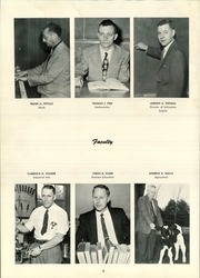 Page 10, 1959 Edition, Fryeburg Academy - Academy Bell Yearbook (Fryeburg, ME) online yearbook collection