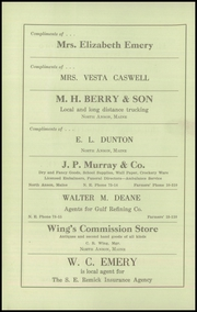 Page 6, 1929 Edition, Anson Academy - Anchor Yearbook (North Anson, ME) online yearbook collection