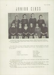 Page 10, 1945 Edition, Anson Academy - Anchor Yearbook (North Anson, ME) online yearbook collection