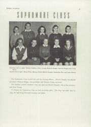 Page 11, 1945 Edition, Anson Academy - Anchor Yearbook (North Anson, ME) online yearbook collection