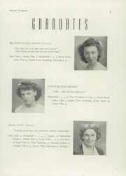Page 7, 1945 Edition, Anson Academy - Anchor Yearbook (North Anson, ME) online yearbook collection