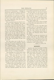 Page 17, 1923 Edition, Erskine Academy - Pinnacle Yearbook (South China, ME) online yearbook collection