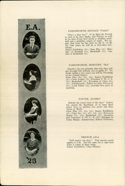 Page 4, 1923 Edition, Erskine Academy - Pinnacle Yearbook (South China, ME) online yearbook collection