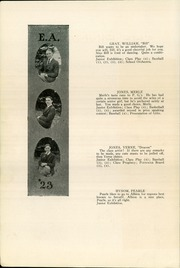 Page 6, 1923 Edition, Erskine Academy - Pinnacle Yearbook (South China, ME) online yearbook collection
