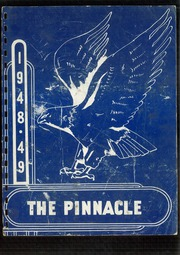 Page 1, 1949 Edition, Erskine Academy - Pinnacle Yearbook (South China, ME) online yearbook collection