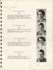 Page 11, 1949 Edition, Erskine Academy - Pinnacle Yearbook (South China, ME) online yearbook collection