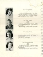 Page 12, 1949 Edition, Erskine Academy - Pinnacle Yearbook (South China, ME) online yearbook collection