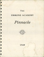 Page 3, 1949 Edition, Erskine Academy - Pinnacle Yearbook (South China, ME) online yearbook collection