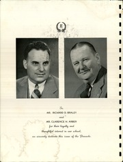 Page 4, 1949 Edition, Erskine Academy - Pinnacle Yearbook (South China, ME) online yearbook collection