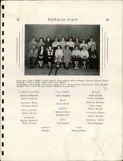Page 5, 1949 Edition, Erskine Academy - Pinnacle Yearbook (South China, ME) online yearbook collection