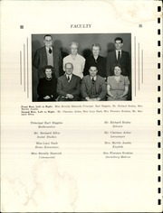 Page 6, 1949 Edition, Erskine Academy - Pinnacle Yearbook (South China, ME) online yearbook collection
