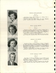 Page 8, 1949 Edition, Erskine Academy - Pinnacle Yearbook (South China, ME) online yearbook collection
