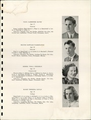 Page 9, 1949 Edition, Erskine Academy - Pinnacle Yearbook (South China, ME) online yearbook collection