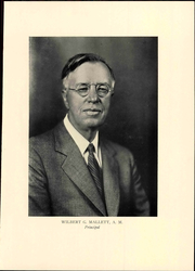 Page 11, 1936 Edition, University of Maine at Farmington - Yearbook (Farmington, ME) online yearbook collection