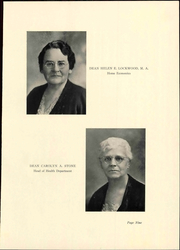 Page 15, 1936 Edition, University of Maine at Farmington - Yearbook (Farmington, ME) online yearbook collection