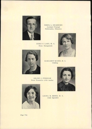 Page 16, 1936 Edition, University of Maine at Farmington - Yearbook (Farmington, ME) online yearbook collection