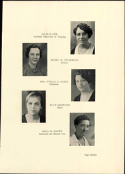 Page 17, 1936 Edition, University of Maine at Farmington - Yearbook (Farmington, ME) online yearbook collection