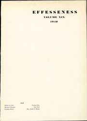 Page 7, 1940 Edition, University of Maine at Farmington - Yearbook (Farmington, ME) online yearbook collection