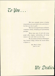 Page 12, 1947 Edition, University of Maine at Farmington - Yearbook (Farmington, ME) online yearbook collection