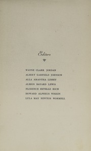 Page 9, 1906 Edition, Bates College - Mirror Yearbook (Lewiston, ME) online yearbook collection