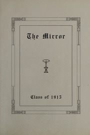 Page 9, 1915 Edition, Bates College - Mirror Yearbook (Lewiston, ME) online yearbook collection